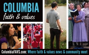 Columbia Faith and Values